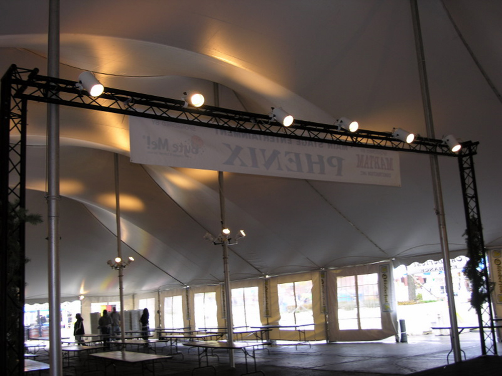 tents stage runway rentals chicago il fashion show performance runway catwalk chicago. Black Bedroom Furniture Sets. Home Design Ideas