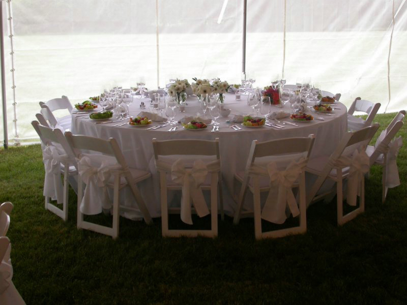 Table And Chair Rental Company Chicago Il
